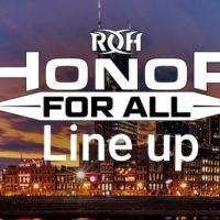 Ring Of Honor - Honor For All - Line-up - July 20th, 2018