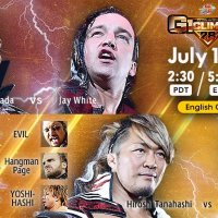 NJPW - G1 Climax 28 - Day 1 -  July 14th, 2018