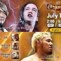 NJPW - G1 Climax 28 - Day 3 - July 16th, 2018