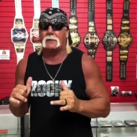 Hulk Hogan Sells Workout Clothes For Sylvester Stallone