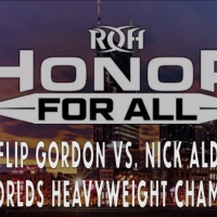 Nick Aldis to defend NWA World Championship at ROH Honor For All