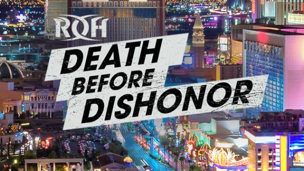 Ring Of Honor – Death Before Dishonor XVI – Updated Line-up