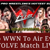 Club WWN To Air Every EVOLVE Match Live