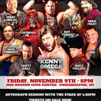 Northeast Wrestling - Redemption - November 9th, 2018 - Line-up & Info