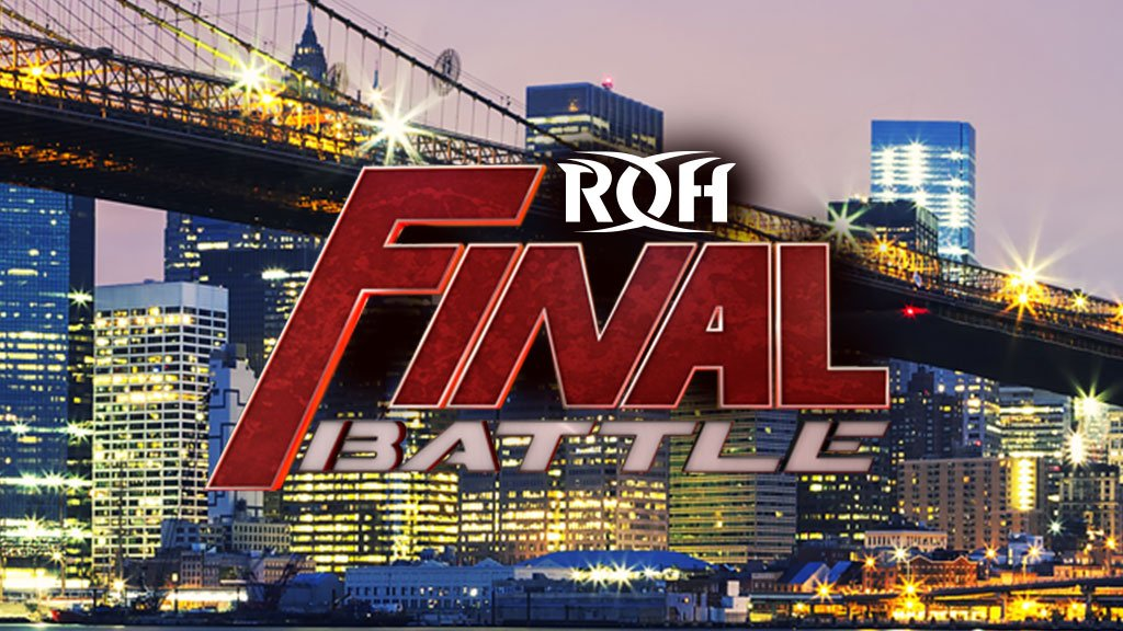 Ring Of Honor – Final Battle – Line-up