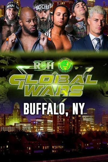 Ring Of Honor – Global Wars – Buffalo, NY – November 9th, 2018 – Results