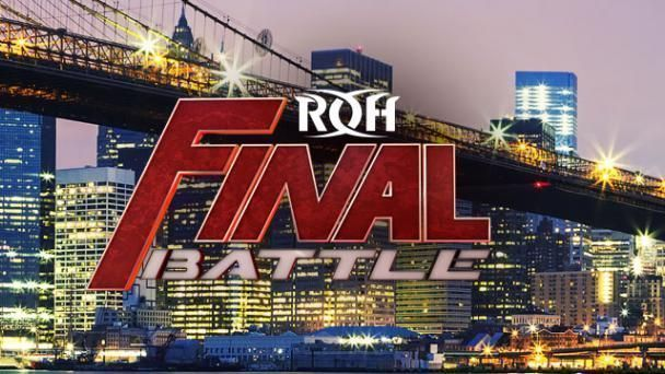 Ring Of Honor – Final Battle 2018 – Live Results