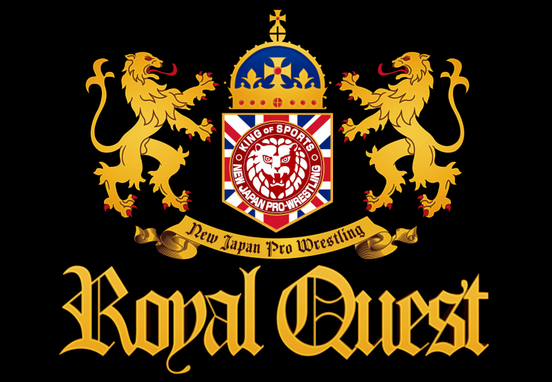 New Japan Pro Wrestling Announces Royal Quest
