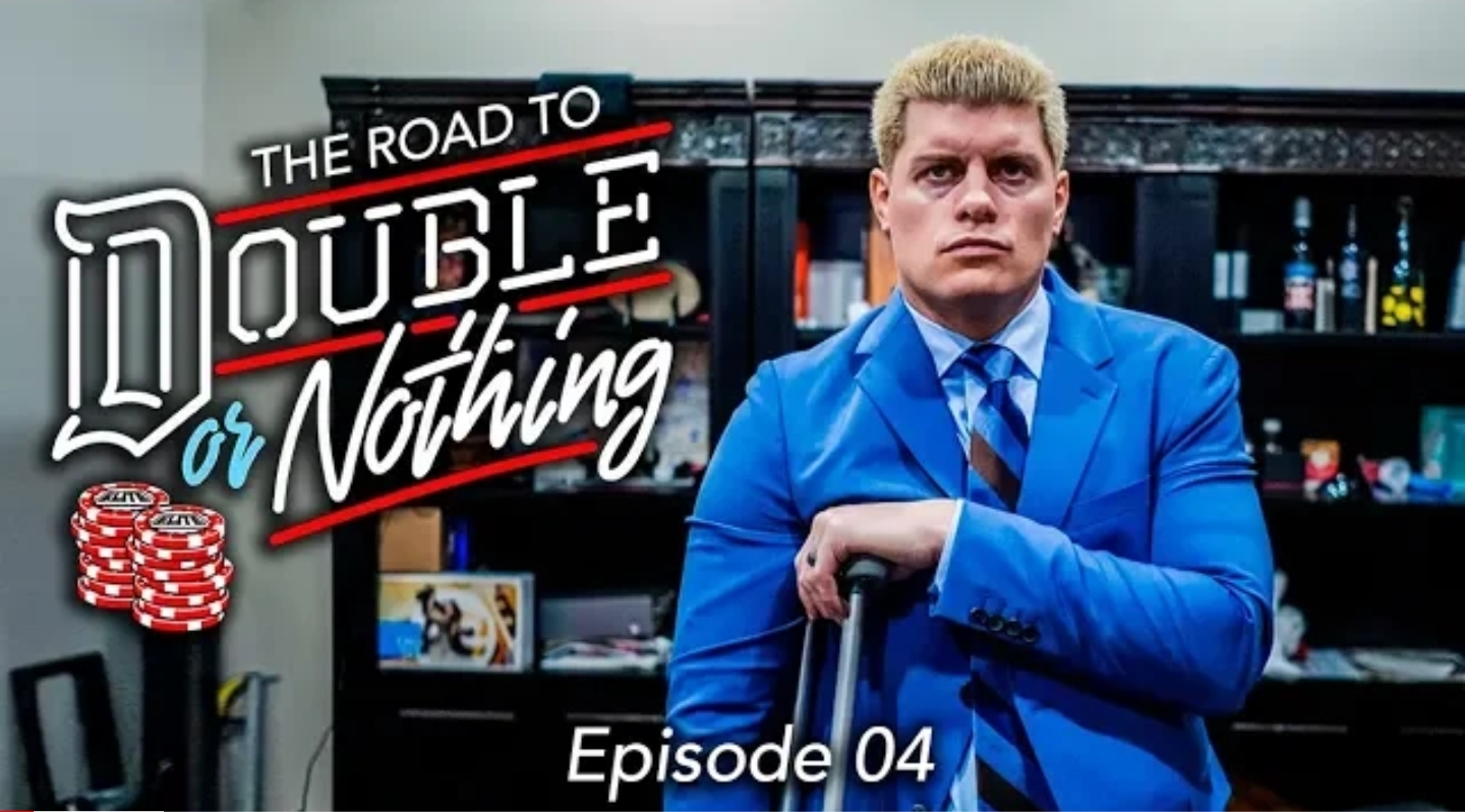 WATCH: AEW – The Road to Double Or Nothing Episode 4
