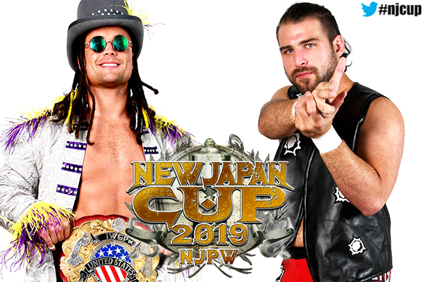 IWGP US Championship match set
