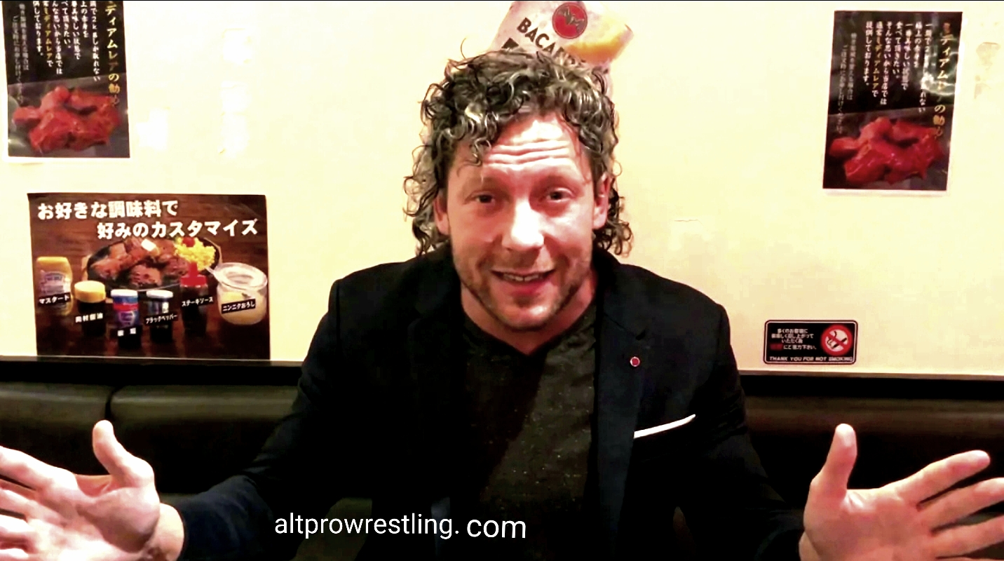 "WATCH: Being The Elite, episode 141: ""Filler Episode"""