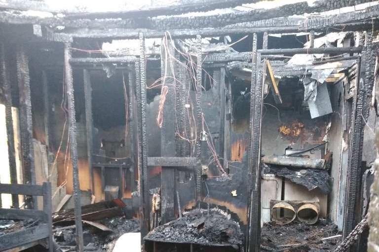 Ricochet's mom loses her house to a fire – Ricochet starts Gofundme