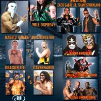 WrestleCon - Mark Hitchcock Memorial Supershow - Results