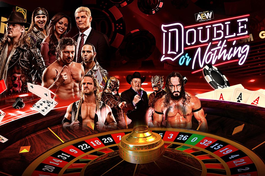 AEW Double or Nothing will Stream live on Fite TV(excluding US), No PAC, Cody vs Dustin video