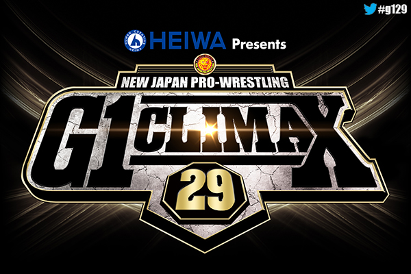 NJPW – G1 Climax 29 – Participants Announced