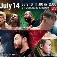 NJPW - G1 Climax 29, Night 3 - Results and Review