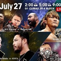 NJPW - G1 Climax 29, Night 9 - Results and Review