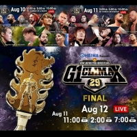NJPW - Final Three Nights of G129 Block Matches - Results and Review