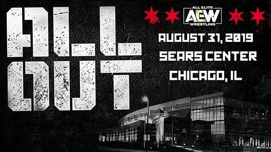 All Elite Wrestling – All Out – Full Lineup