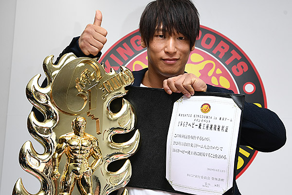 Kota Ibushi has big plans for January 4 & 5