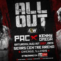 Moxley pulls out of Omega match at All Out, Replacement Match Announced