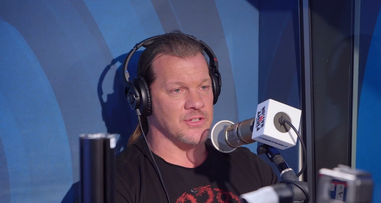 Chris Jericho comments on NXT going live on Wednesdays and AEW vs WWE