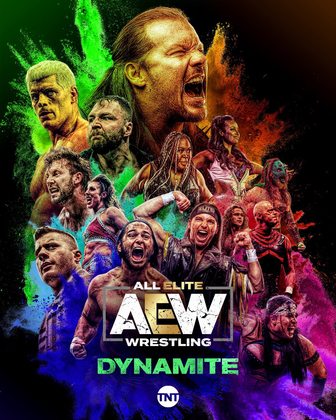 AEW Announces 'AEW DYNAMITE' – No News on Canada, Australia or The UK TV – Other AEW Bits