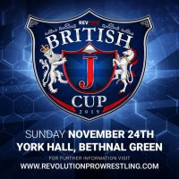 Revolution Pro Wrestling announce pre-sale information for British J Cup 2019, Amazing Red and more