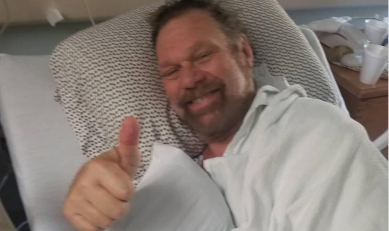 """""""Hacksaw"""" Jim Duggan Medical Update"""