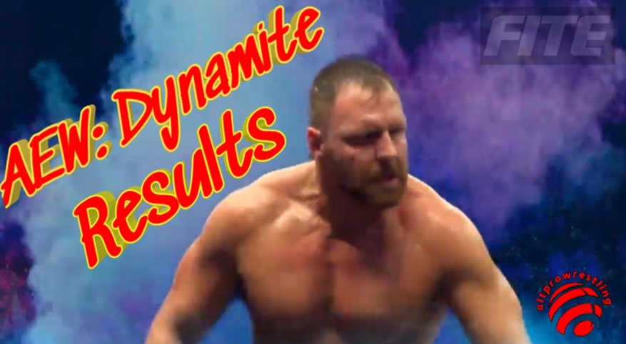 AEW: Dynamite – Episode 1 – Full Results and Review