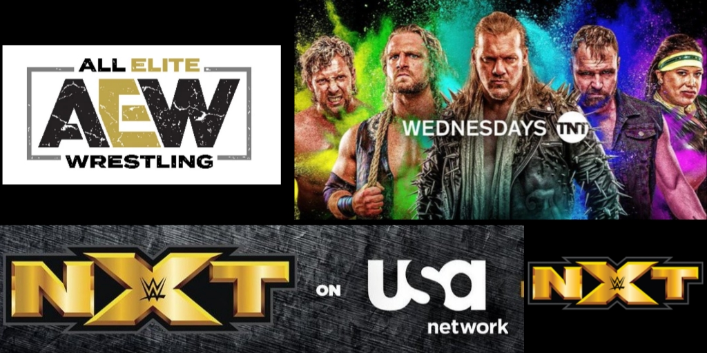 Wednesday Night Wars – NXT & AEW Ratings