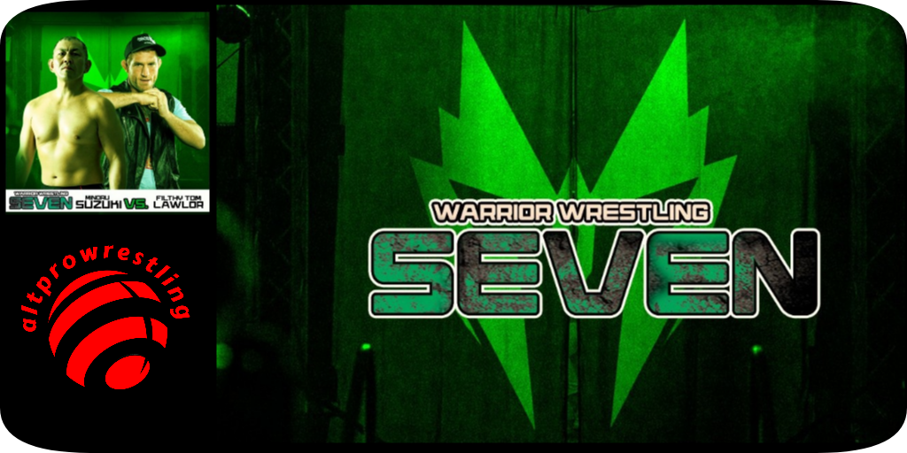 Warrior Wrestling 7 – Full Results and Review