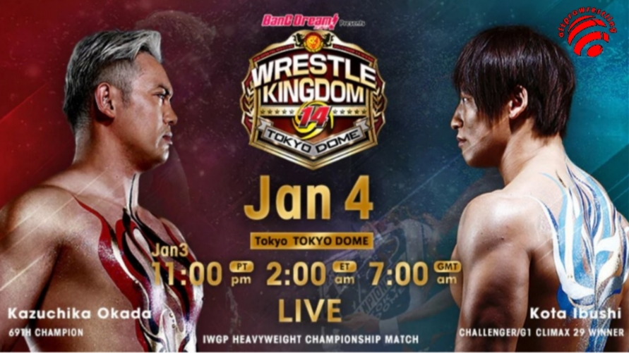 New Japan Pro Wrestling – Wrestle Kingdom 14 Night 1 – Full Results and Review