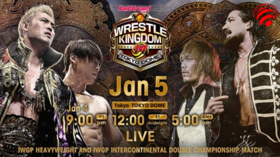 New Japan Pro Wrestling – Wrestle Kingdom 14, Night 2 – Full Results and Review