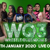 Pro Wrestling Eve - Wrestle Queendom 3 - Preview & Info