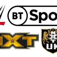 WWE Raw, Smackdown, NXT & NXT UK on BT Sport -