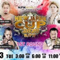 NJPW - New Japan Cup 2020, Night 4 - Review and Highlights